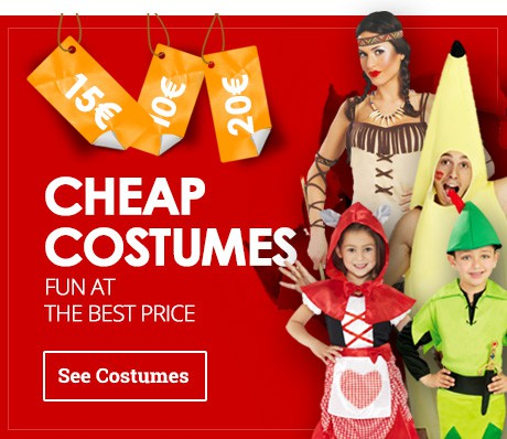 Cheap Costumes